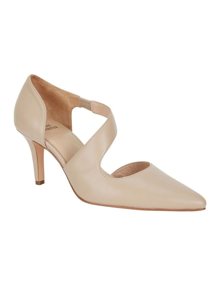 Chelsea Nude Glove Heeled Shoes image 2