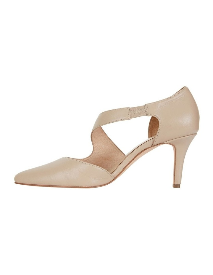 Chelsea Nude Glove Heeled Shoes image 3