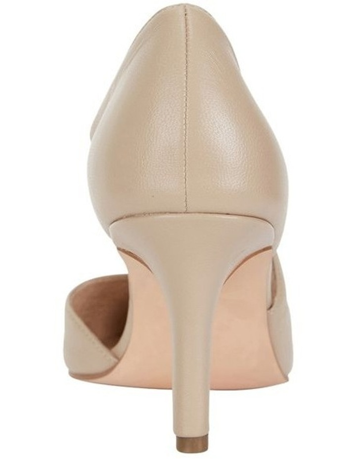 Chelsea Nude Glove Heeled Shoes image 4