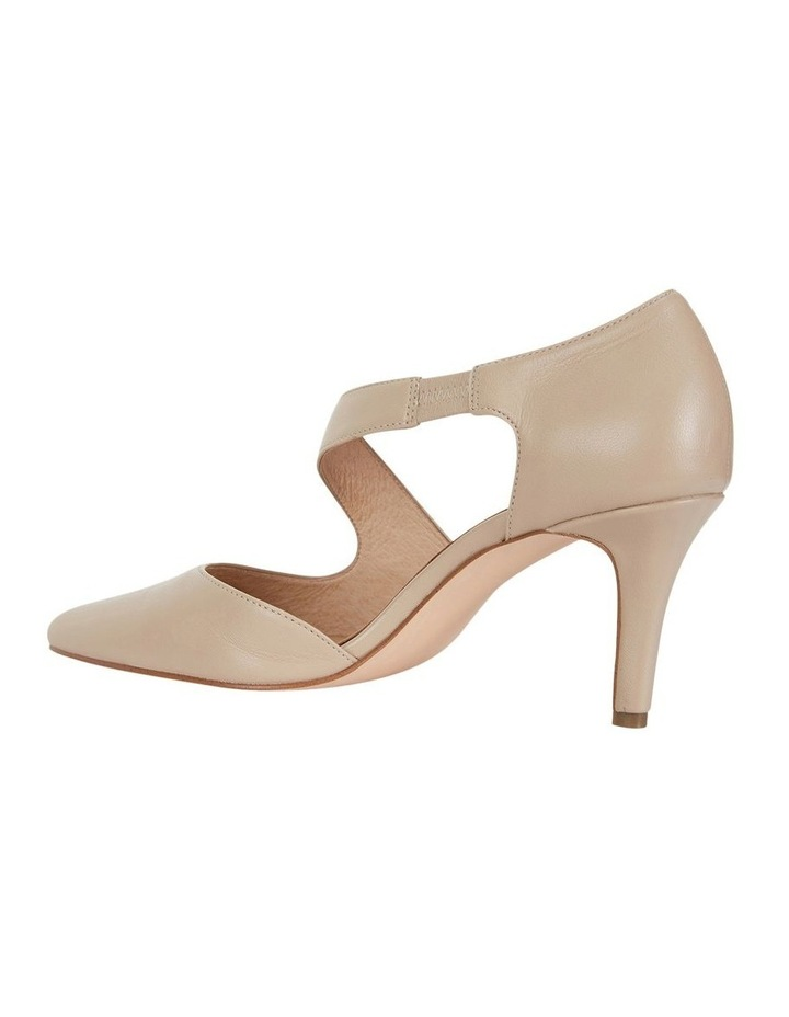 Chelsea Nude Glove Heeled Shoes image 6