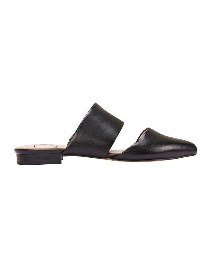 Arcadia Black Glove Flat Shoes image 1