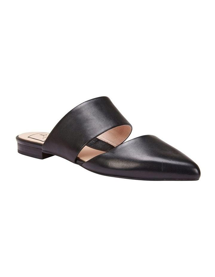 Arcadia Black Glove Flat Shoes image 2