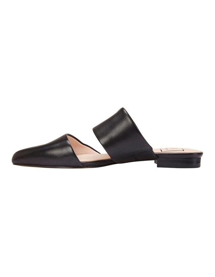 Arcadia Black Glove Flat Shoes image 3