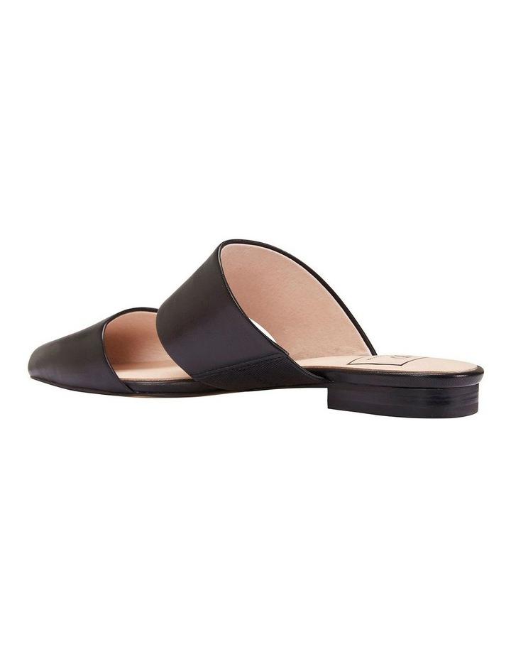 Arcadia Black Glove Flat Shoes image 7