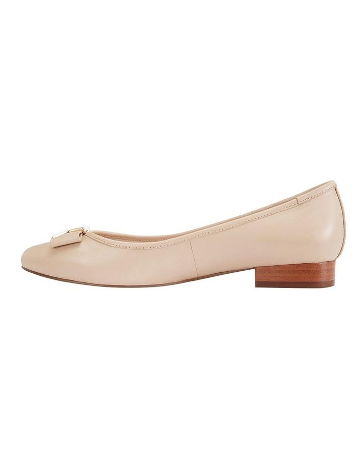 Hero Nude Glove Flat Shoes image 3