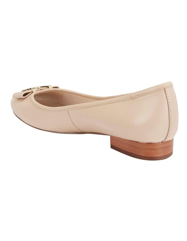 Hero Nude Glove Flat Shoes image 4