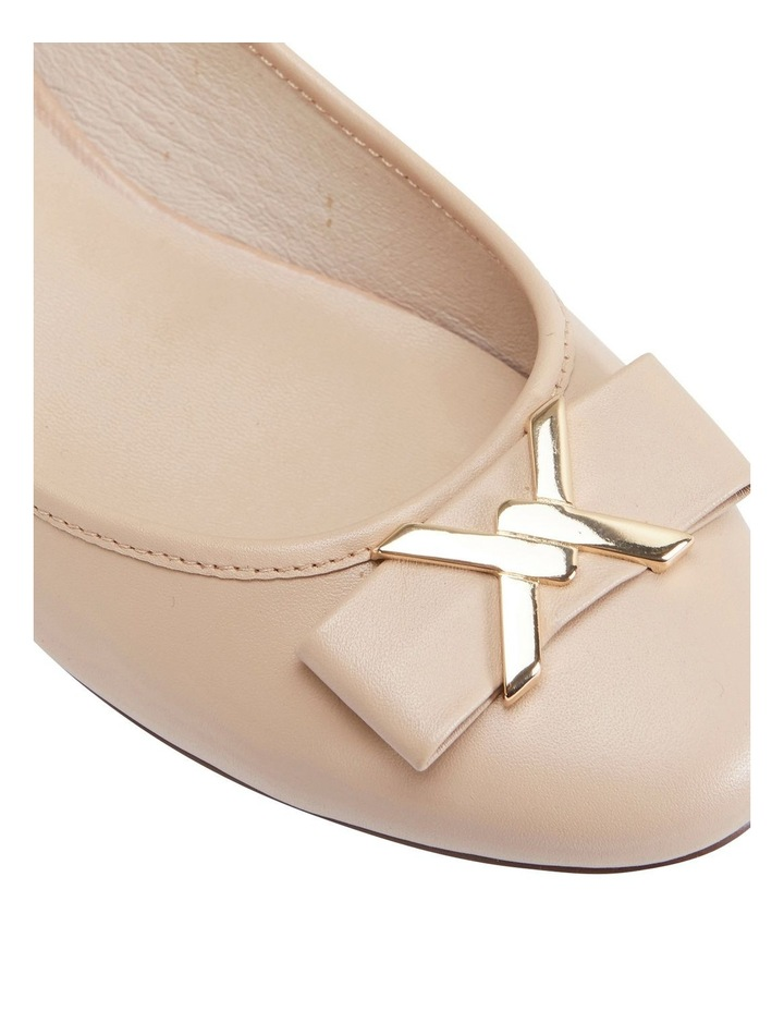 Hero Nude Glove Flat Shoes image 6