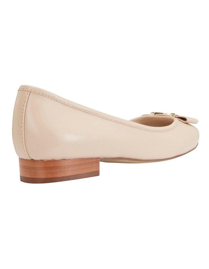 Hero Nude Glove Flat Shoes image 7