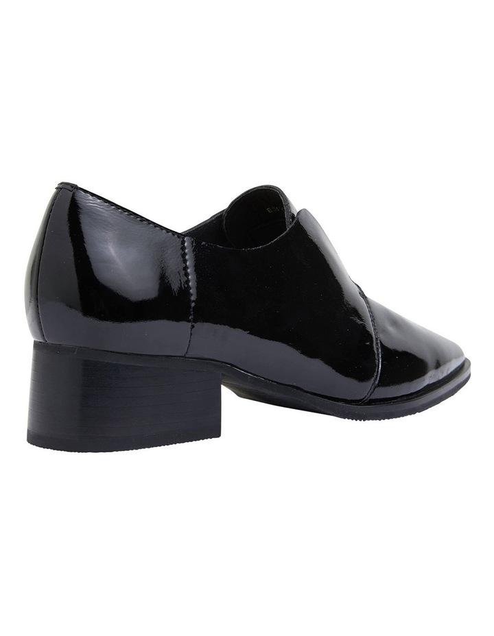 Editor Black Glove Heeled Shoes image 4