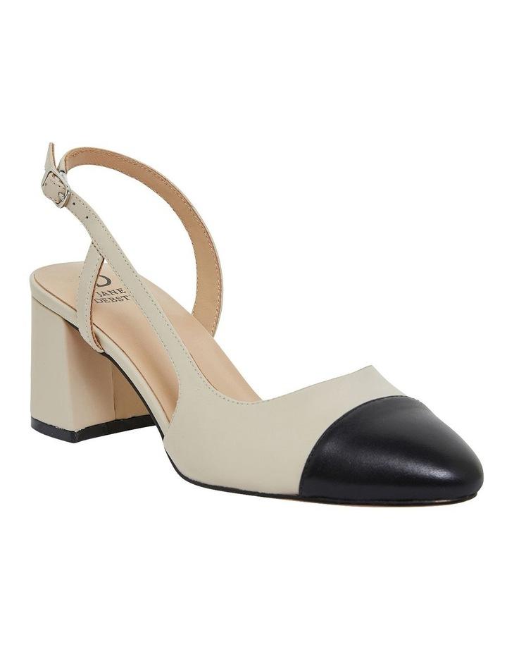Chapter Black Glove / Ivory Heeled Shoes image 2