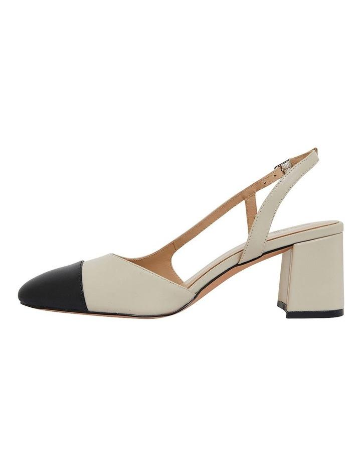 Chapter Black Glove / Ivory Heeled Shoes image 3