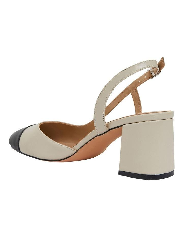 Chapter Black Glove / Ivory Heeled Shoes image 6