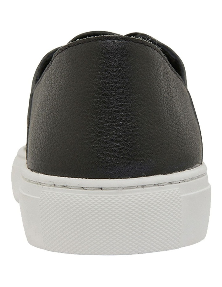 Rialto Black Glove Sneakers image 5