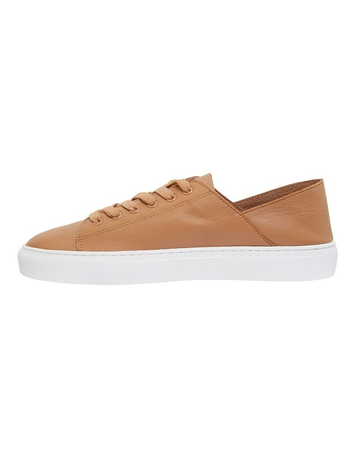 Rialto Tan Glove Sneakers image 3