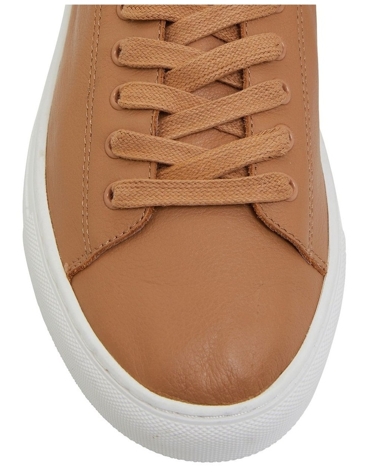 Rialto Tan Glove Sneakers image 6