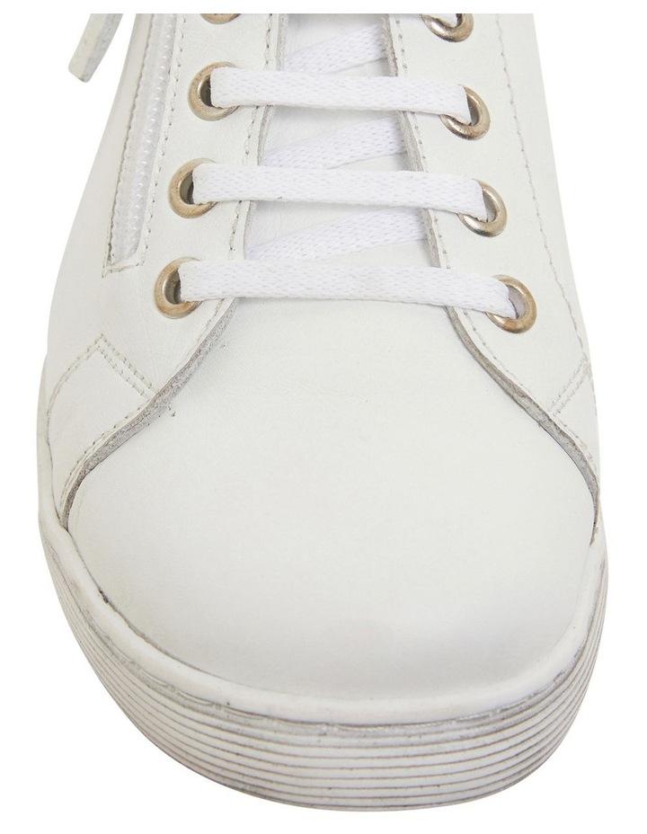 Grand White Glove Sneakers image 6