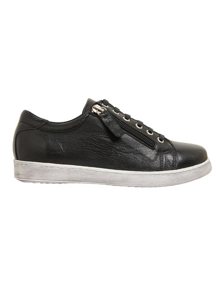 Grand Black Glove Sneakers image 1
