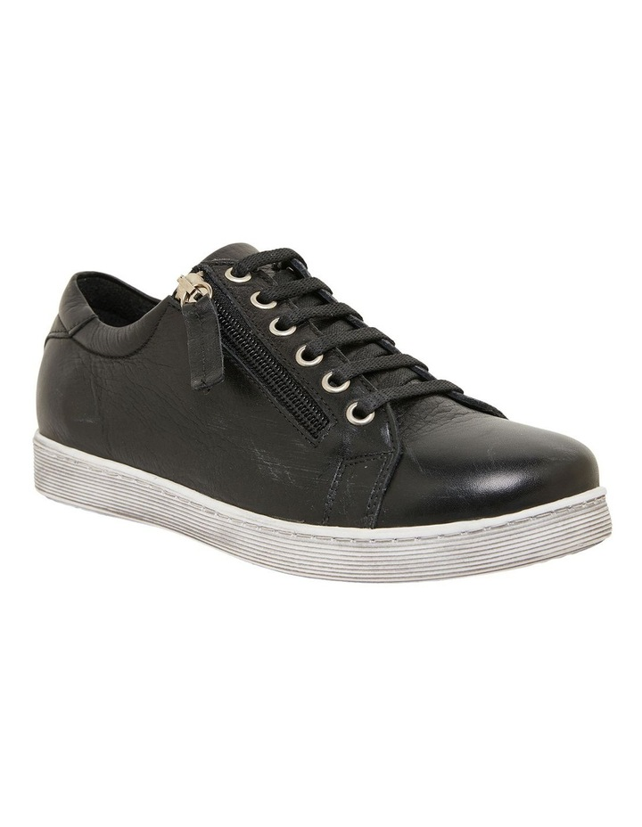 Grand Black Glove Sneakers image 2