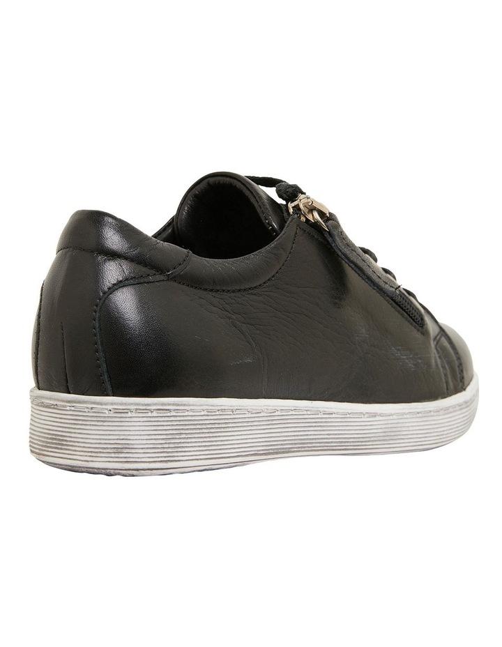 Grand Black Glove Sneakers image 4