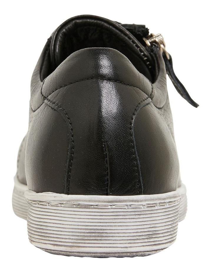 Grand Black Glove Sneakers image 5