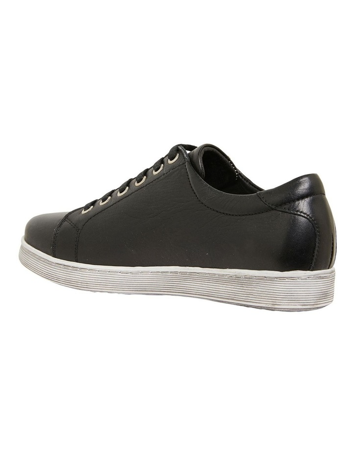 Grand Black Glove Sneakers image 7