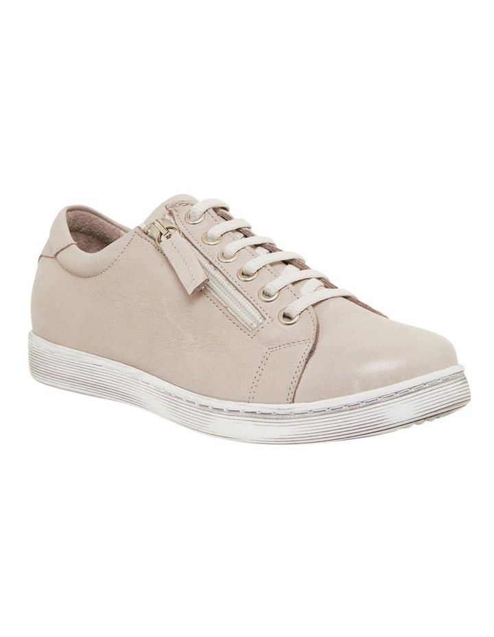 Grand Light Grey Glove Sneakers image 2