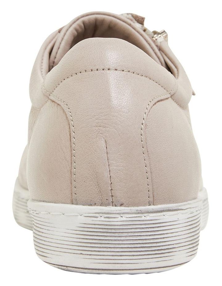 Grand Light Grey Glove Sneakers image 5