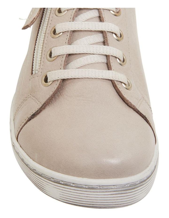 Grand Light Grey Glove Sneakers image 7