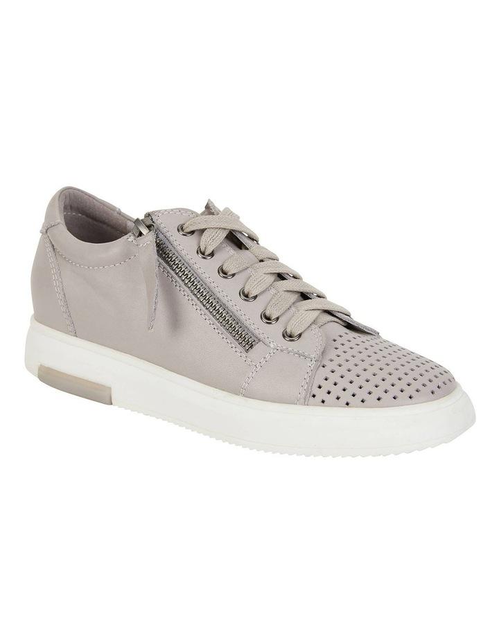 Carson Light Grey Nappa Sneakers image 2