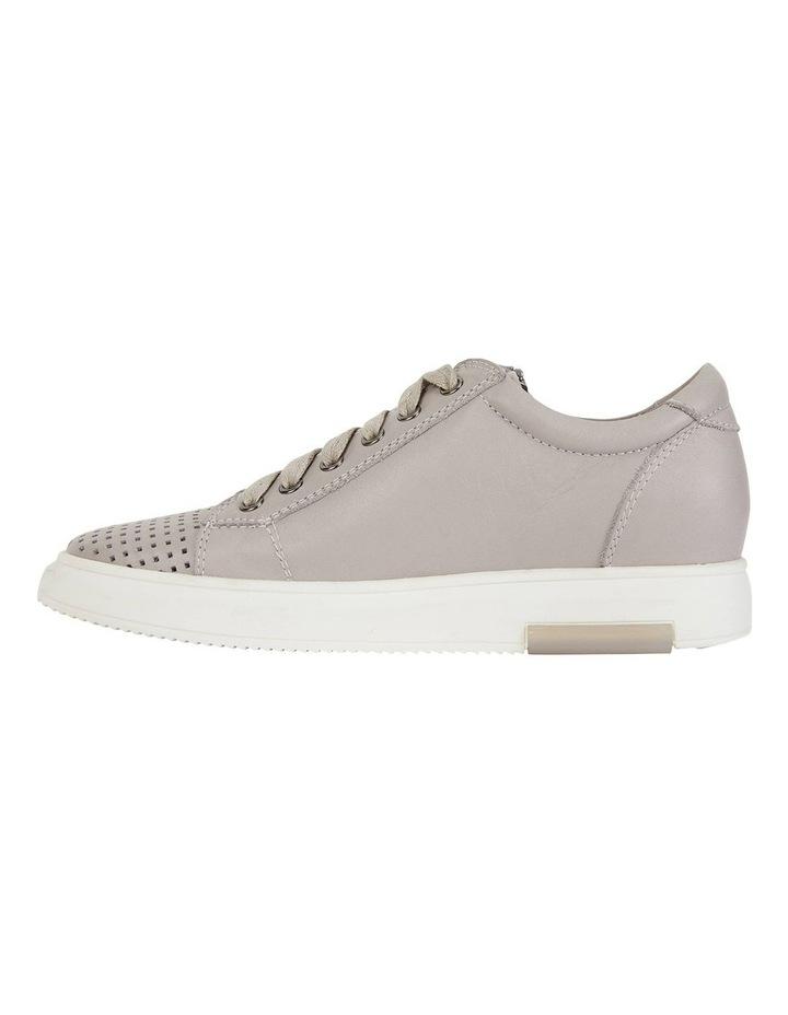 Carson Light Grey Nappa Sneakers image 3
