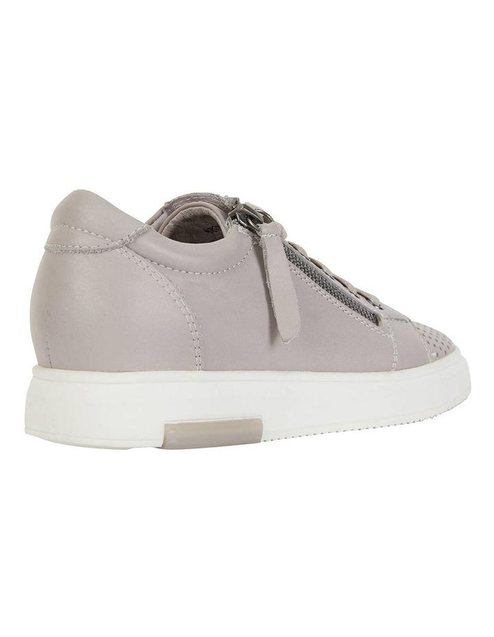 Carson Light Grey Nappa Sneakers image 4