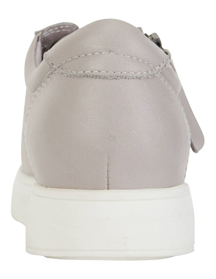 Carson Light Grey Nappa Sneakers image 5
