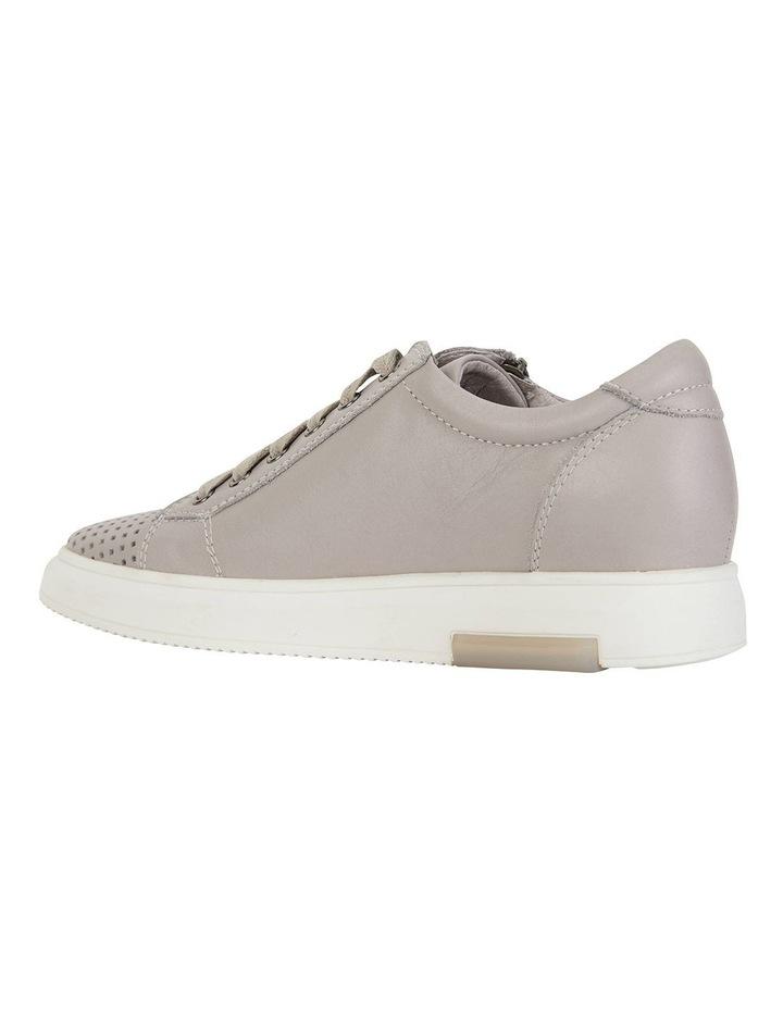 Carson Light Grey Nappa Sneakers image 7