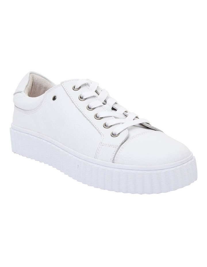 Carina White Glove Sneakers image 2