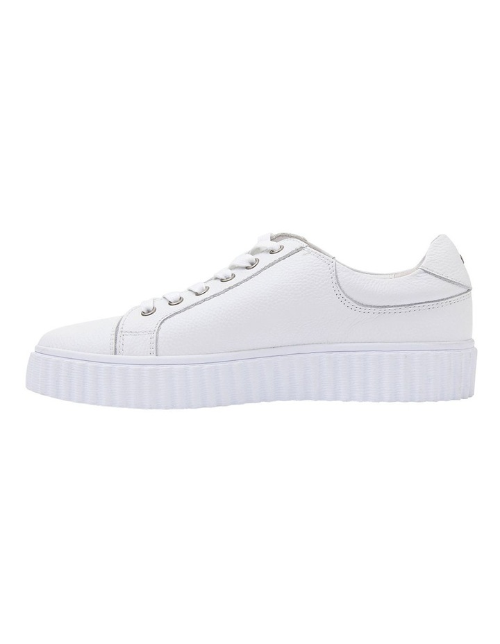 Carina White Glove Sneakers image 3