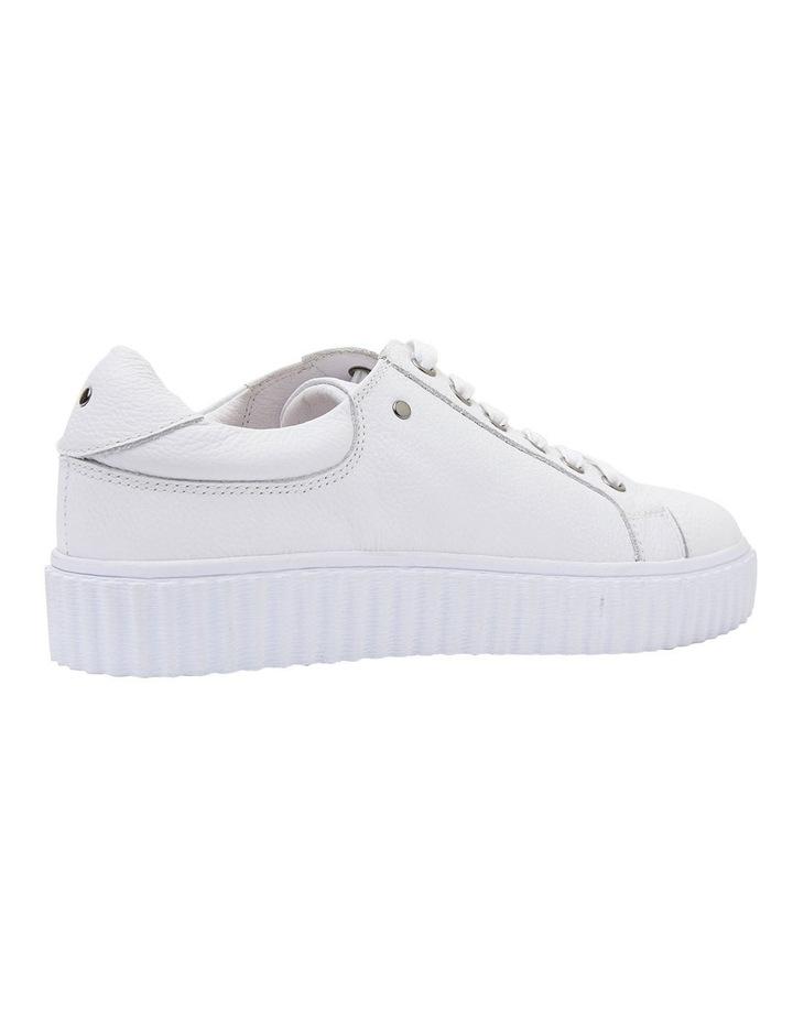 Carina White Glove Sneakers image 4