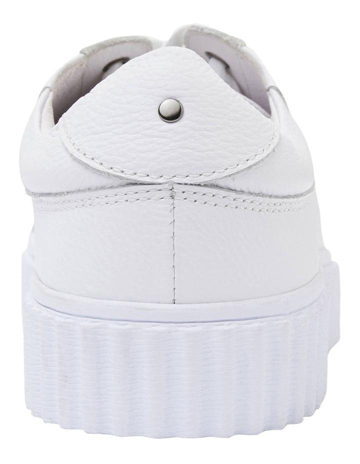 Carina White Glove Sneakers image 5
