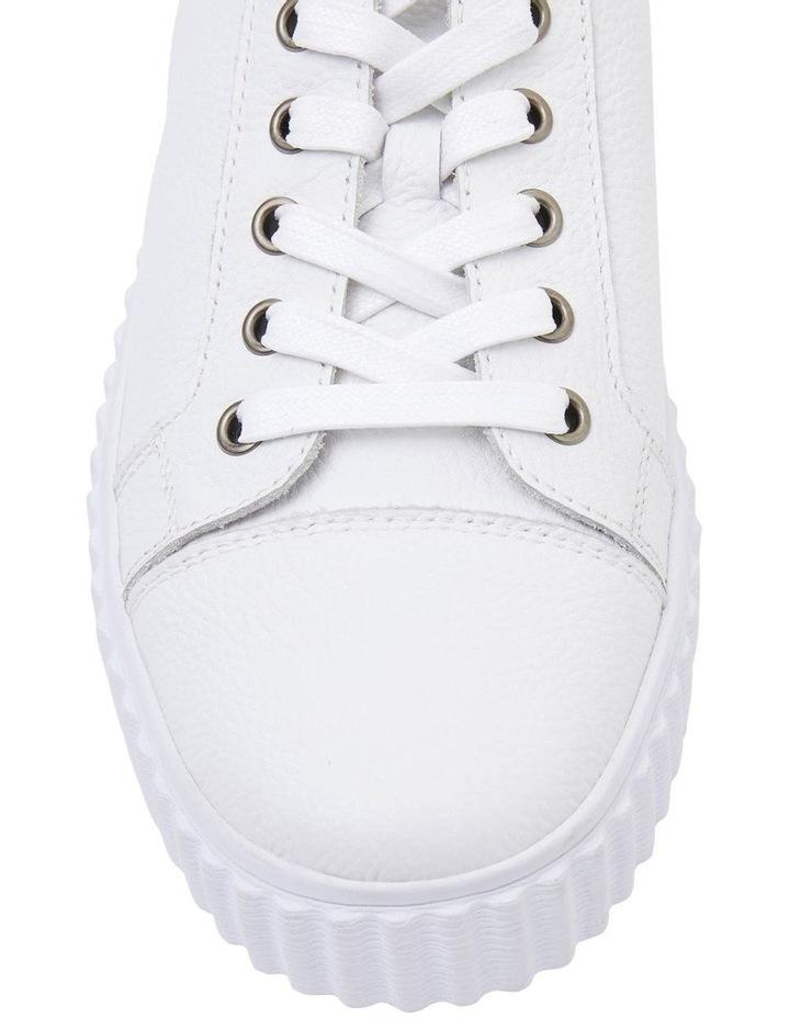 Carina White Glove Sneakers image 6