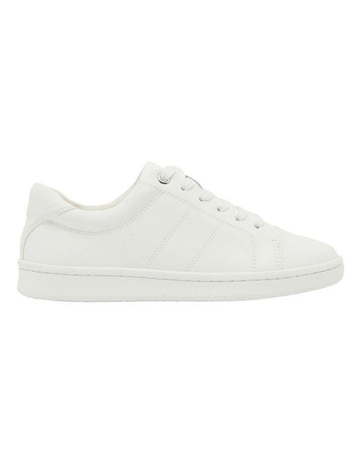 Casper White Glove Sneakers image 1