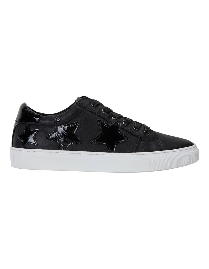 Campus Black/Black Patent Sneakers image 1