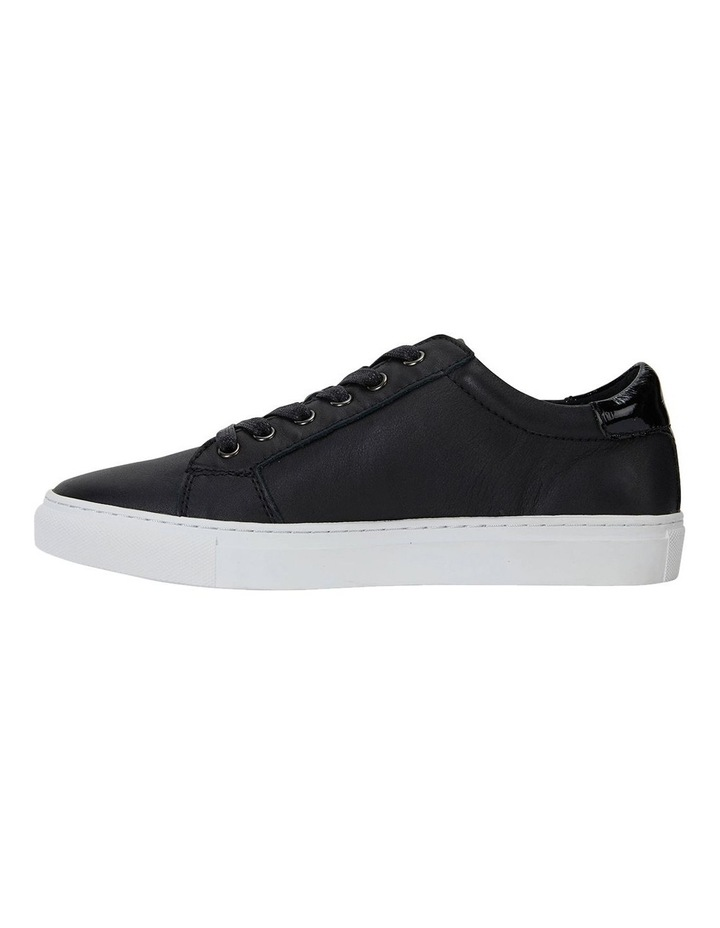 Campus Black/Black Patent Sneakers image 2