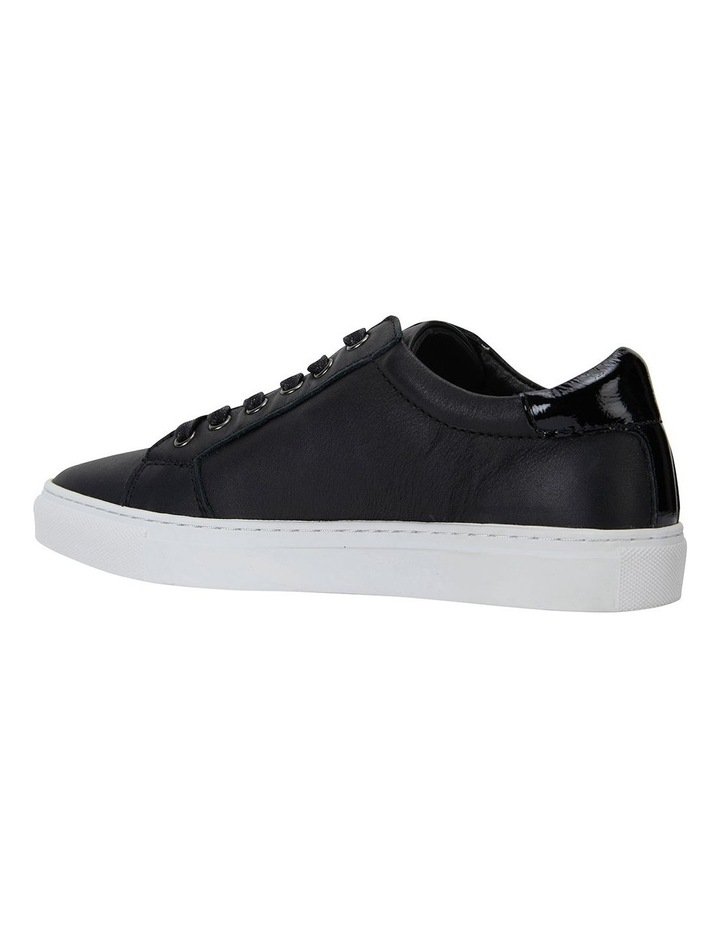Campus Black/Black Patent Sneakers image 6