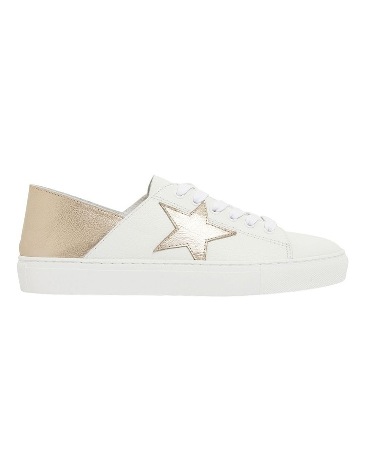 Rocket White/Soft Gold Sneakers image 1