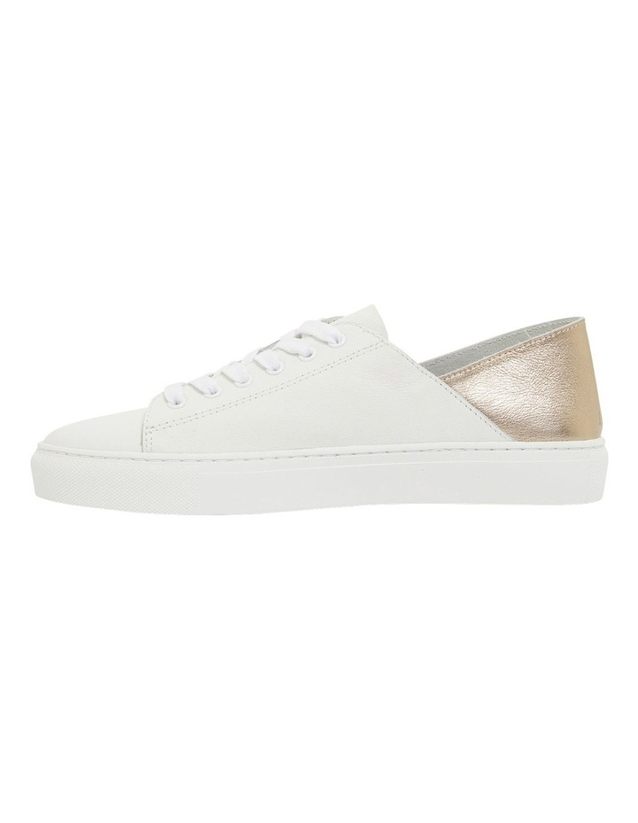 Rocket White/Soft Gold Sneakers image 3