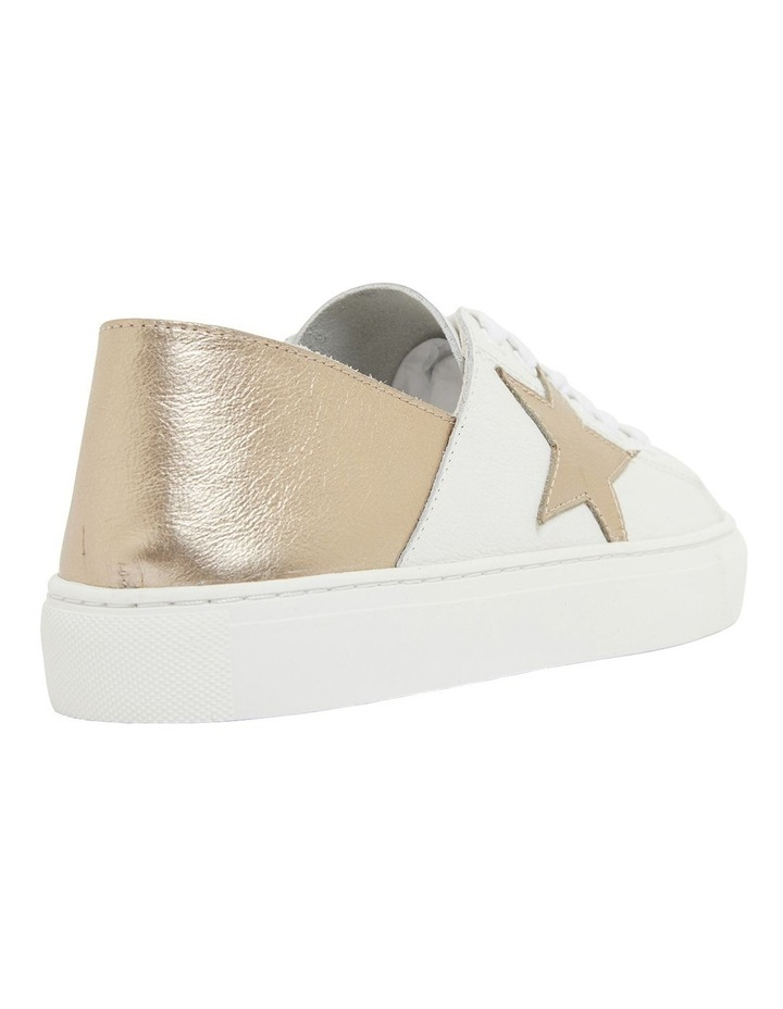 Rocket White/Soft Gold Sneakers image 4