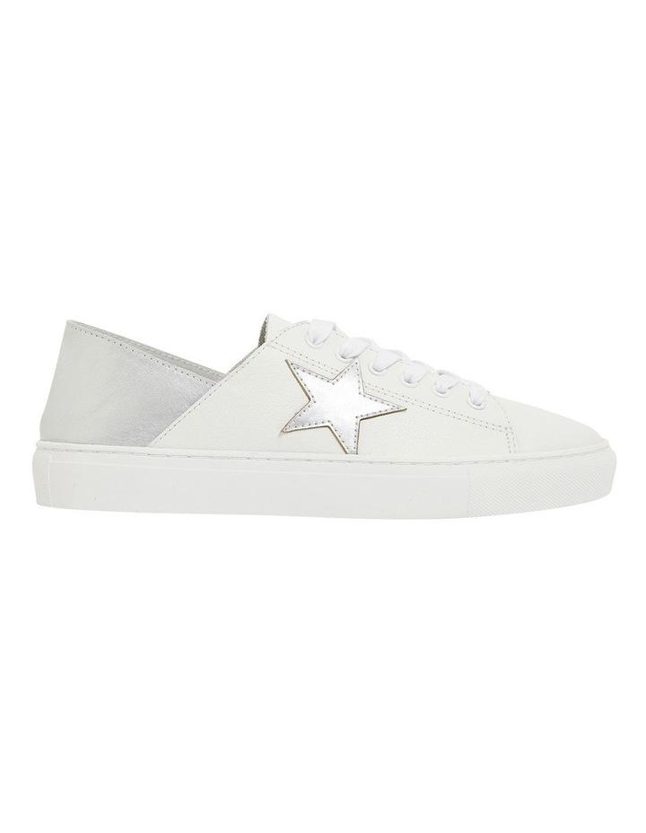 Rocket White/Silver Sneakers image 1