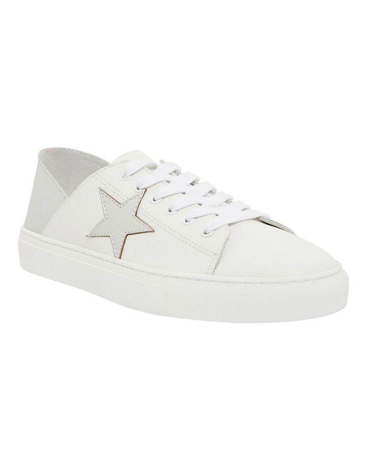Rocket White/Silver Sneakers image 2
