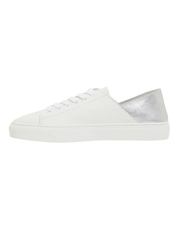 Rocket White/Silver Sneakers image 3