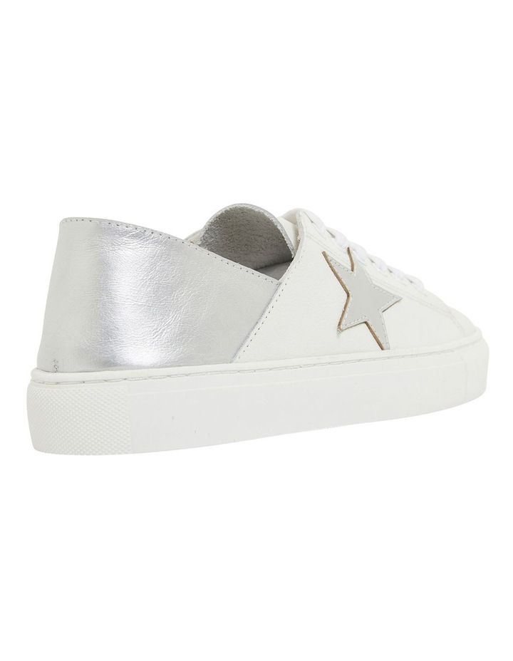 Rocket White/Silver Sneakers image 4