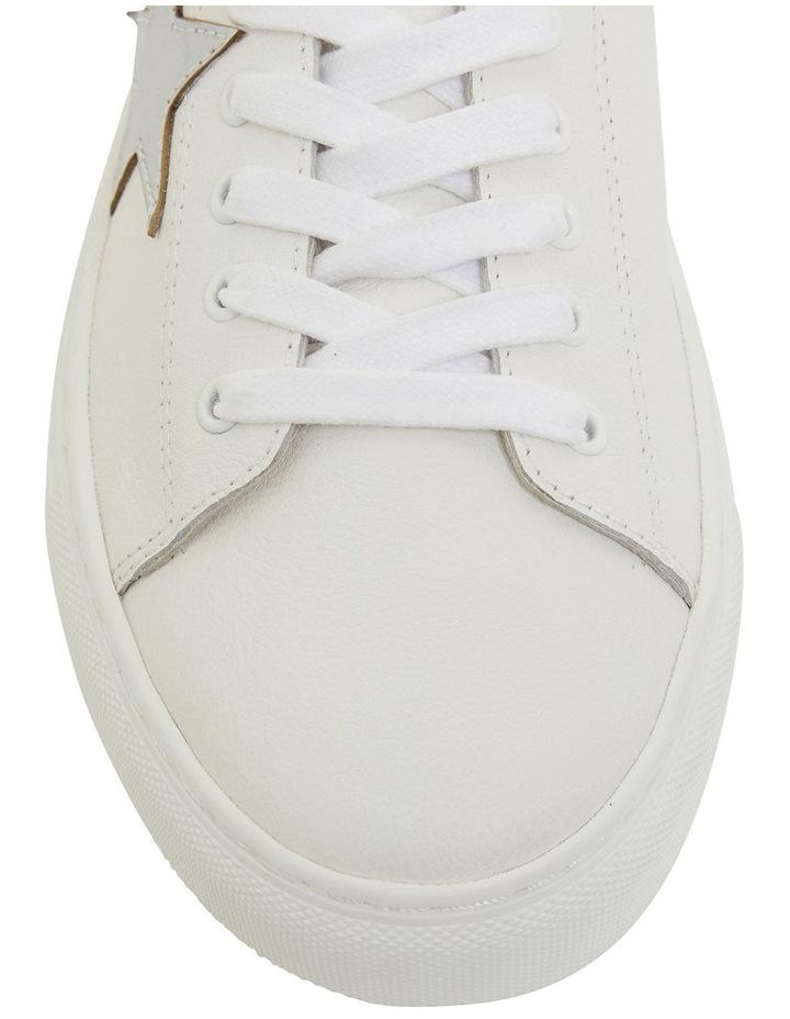 Rocket White/Silver Sneakers image 6